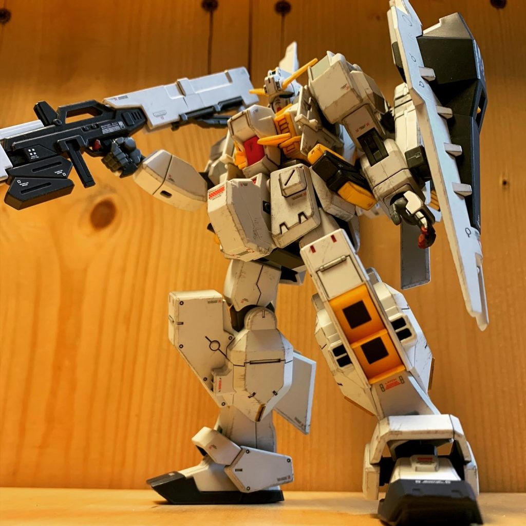 GUNDAM TR-1[HAZEL] アピールショット1