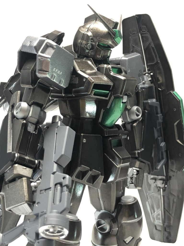 "GP03ステイメン""Ninja"" アピールショット4"