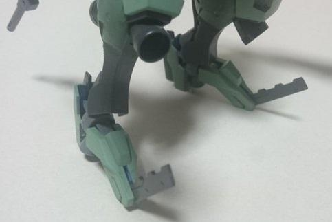 高機動強襲型試験機 アピールショット4