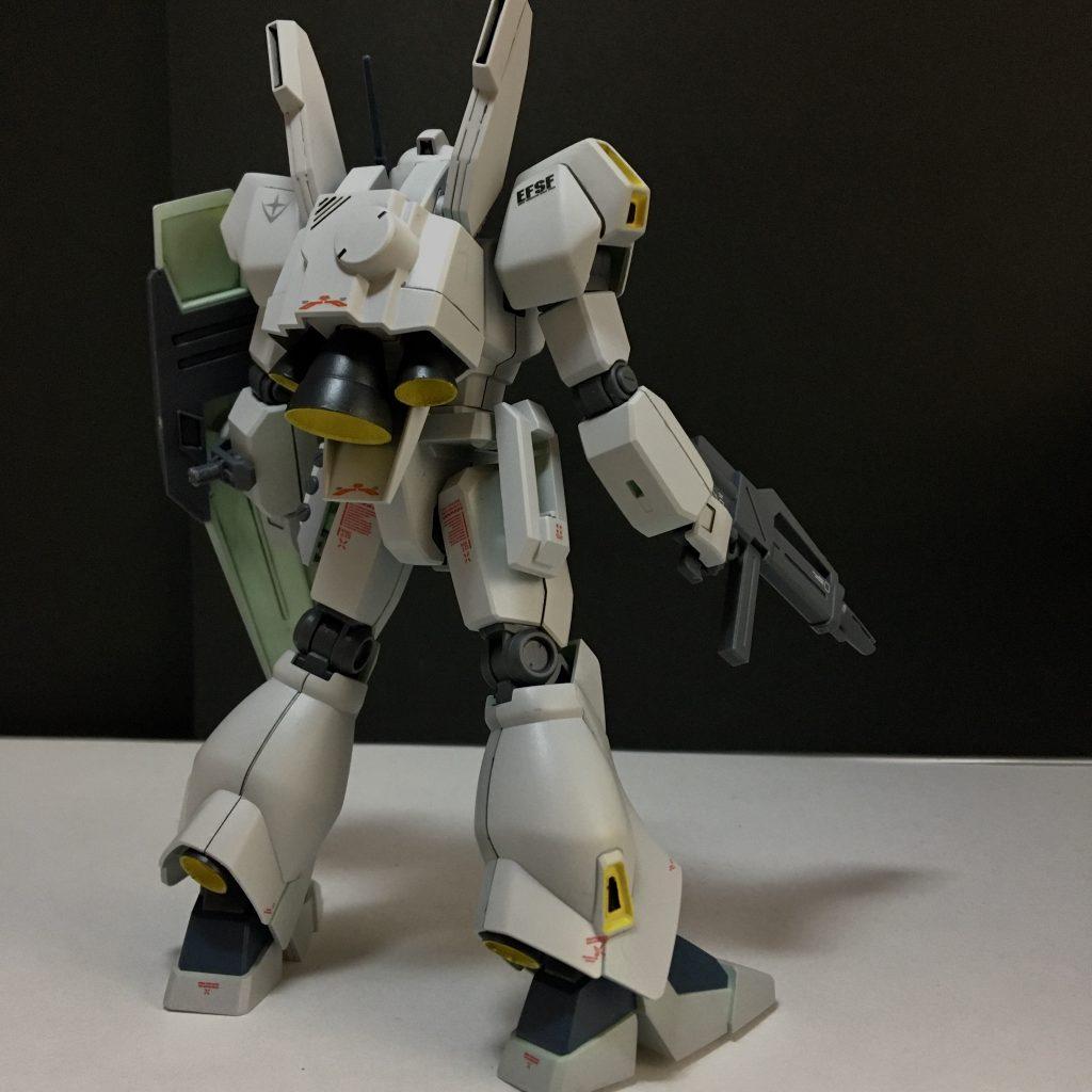 HGUC RGM-89 ジェガン アピールショット2