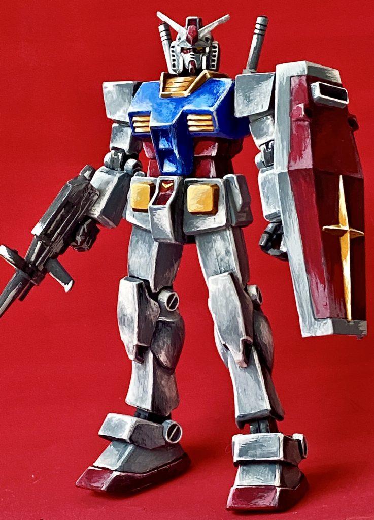 RX-78-2 イラスト風