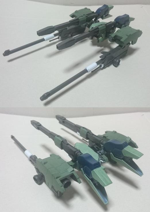 高機動強襲型試験機 アピールショット7