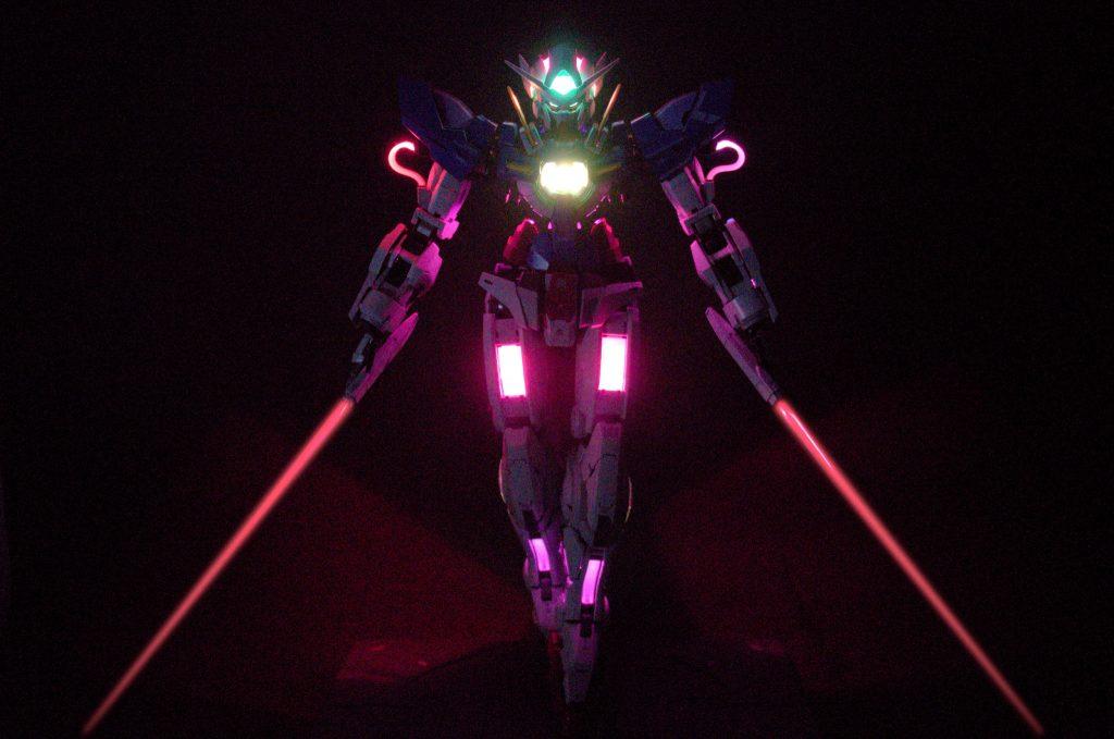 PG ガンダムエクシア -LIGHTING MODEL- アピールショット6