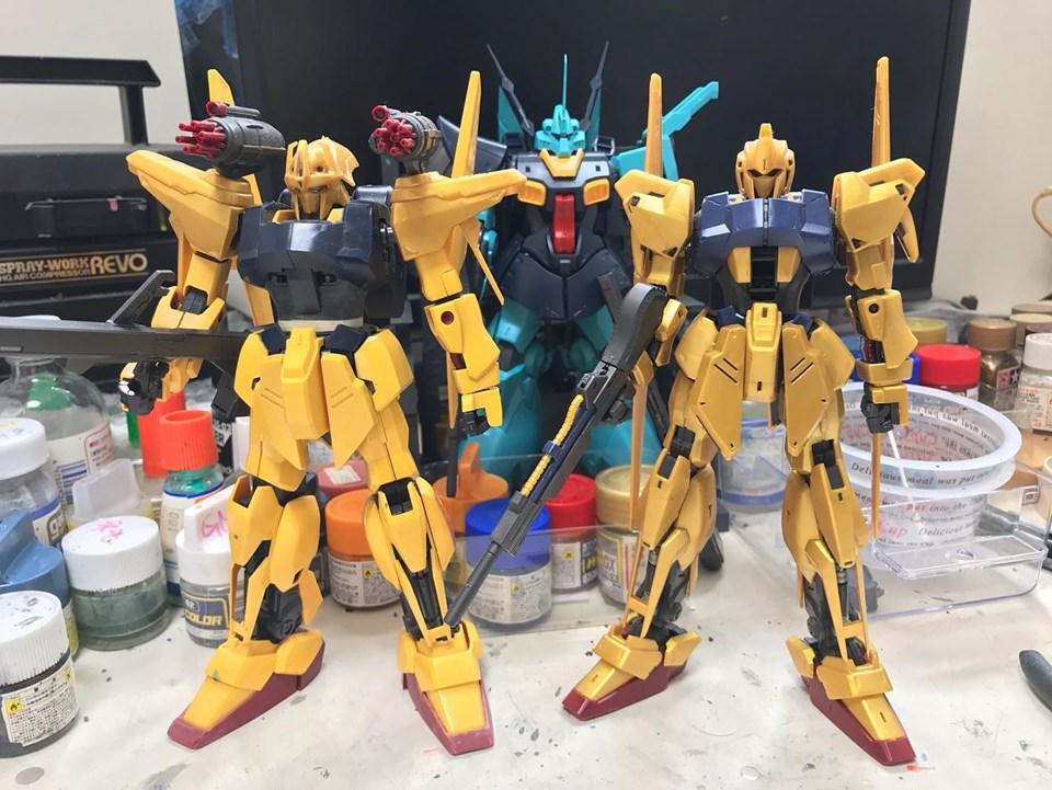 MG 量産型百式改 アピールショット3