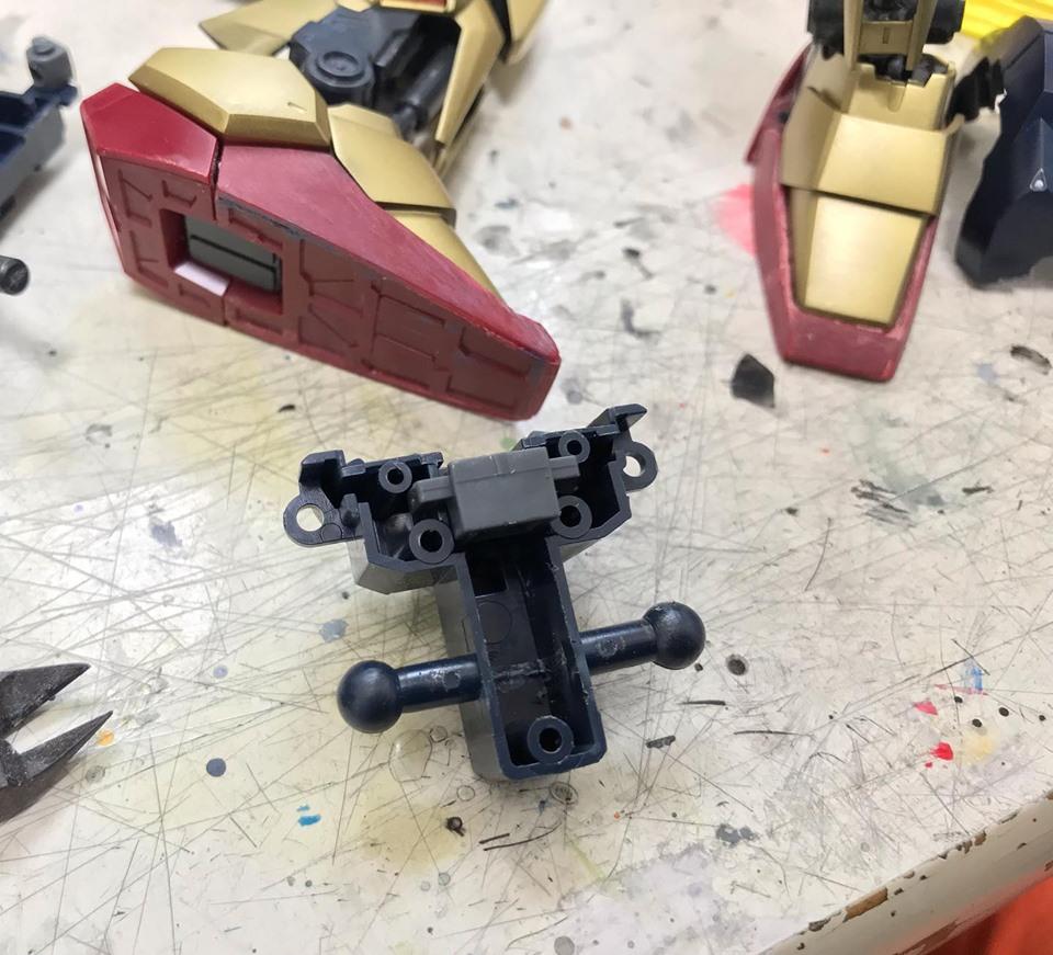 MG 量産型百式改 アピールショット8