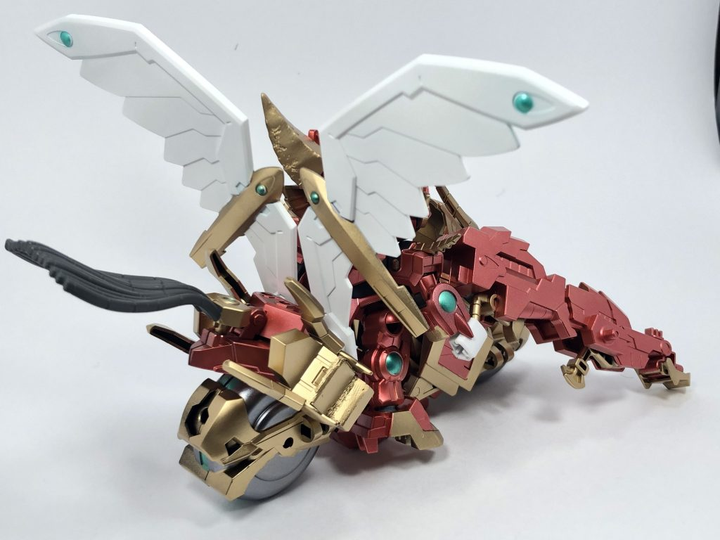 SD ヴァルキライダー アピールショット2