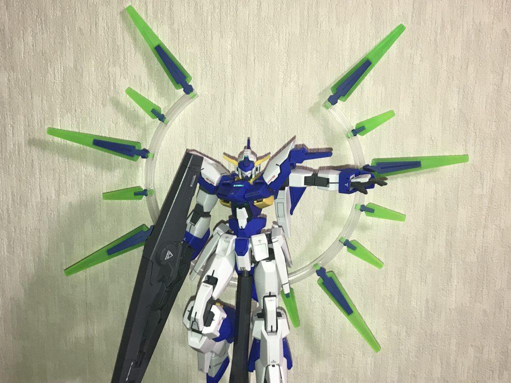 ガンダムAGE-FX アピールショット3