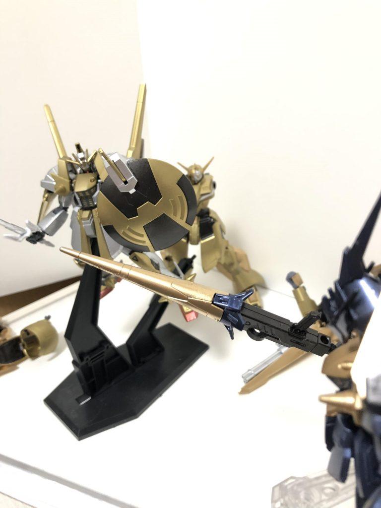 黒騎士ガンダムDN91 制作工程2