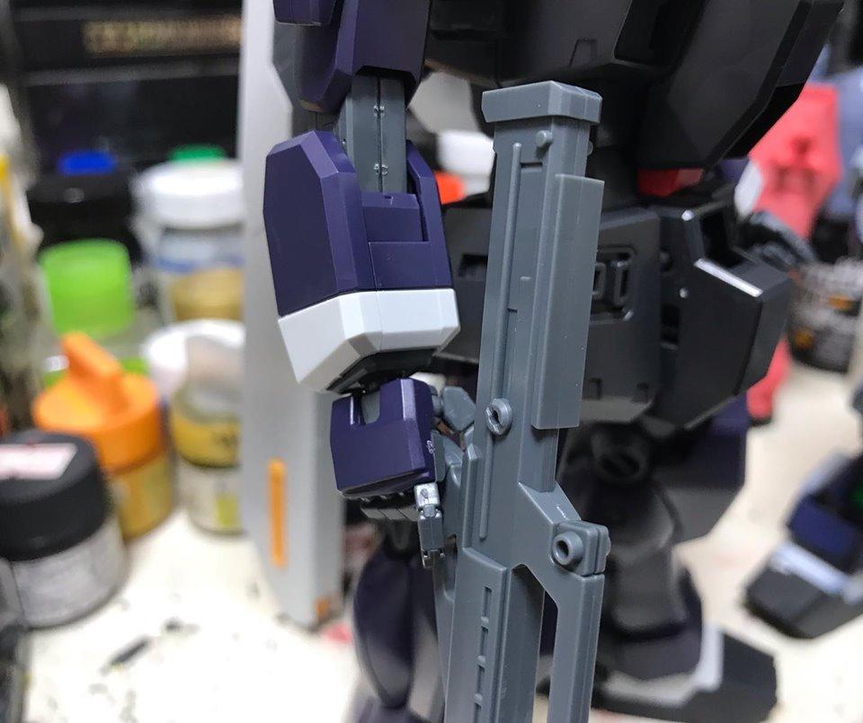MG ガンダムヘイズル2号機 アピールショット3