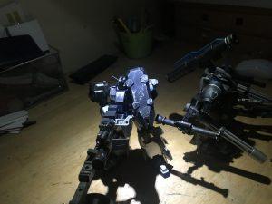 夜間強襲用重武装型グスタフ・カール