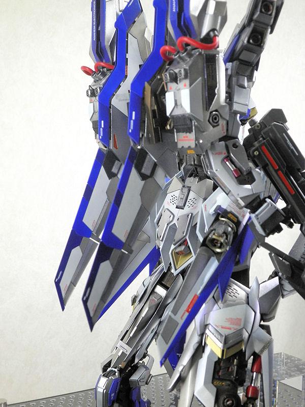 ガンダムデルタカイver.kobaruto アピールショット2