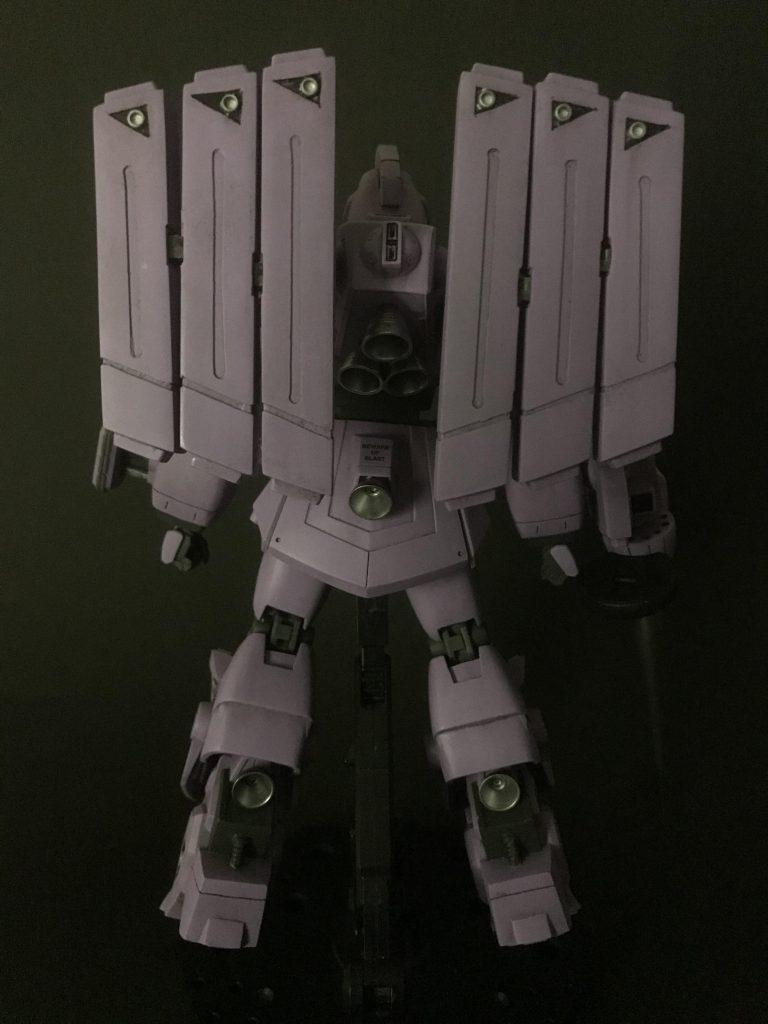 XM-04 ベルガ・ダラス 制作工程1