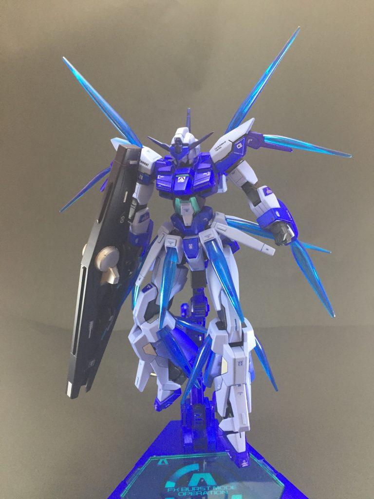 ガンダム AGE-FX バースト アピールショット2