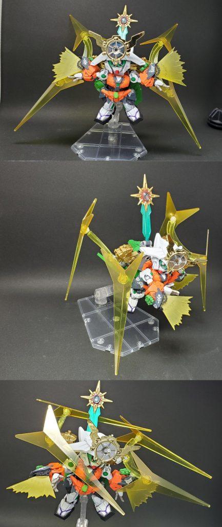 ガンダムエクサヨ アピールショット7