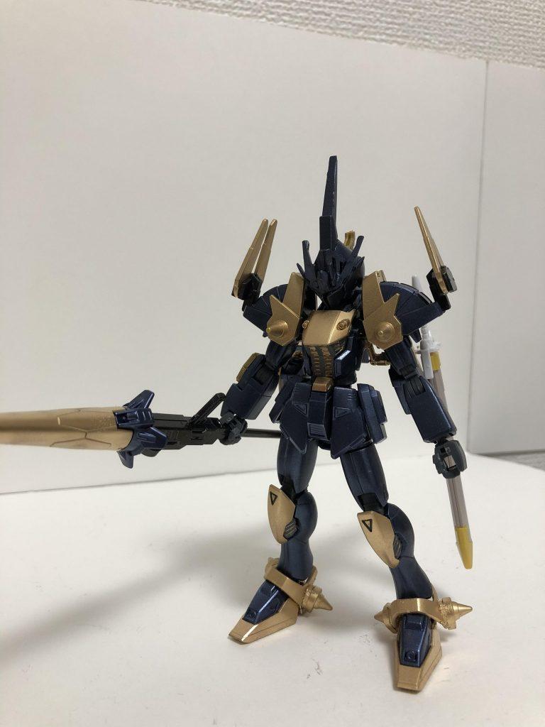黒騎士ガンダムDN91 アピールショット2