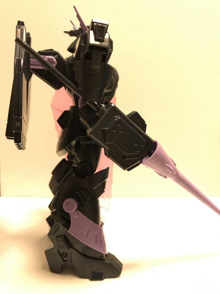 XM-04 ベルガ・ダラス 制作工程2