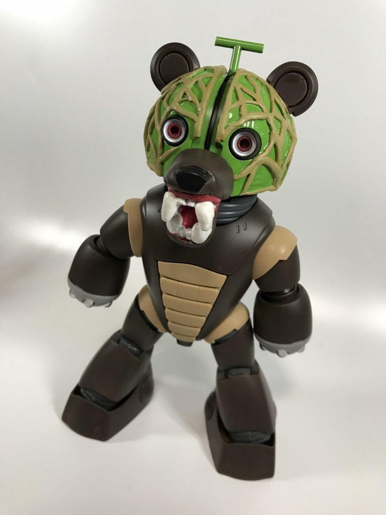 メロン熊(ベア)ッガイ アピールショット2