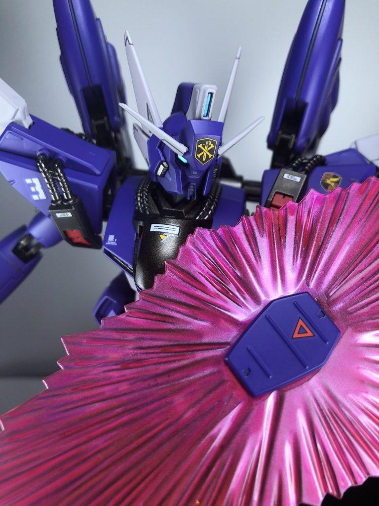 RE/100  ビギナゼラ 量産型カラー アピールショット4