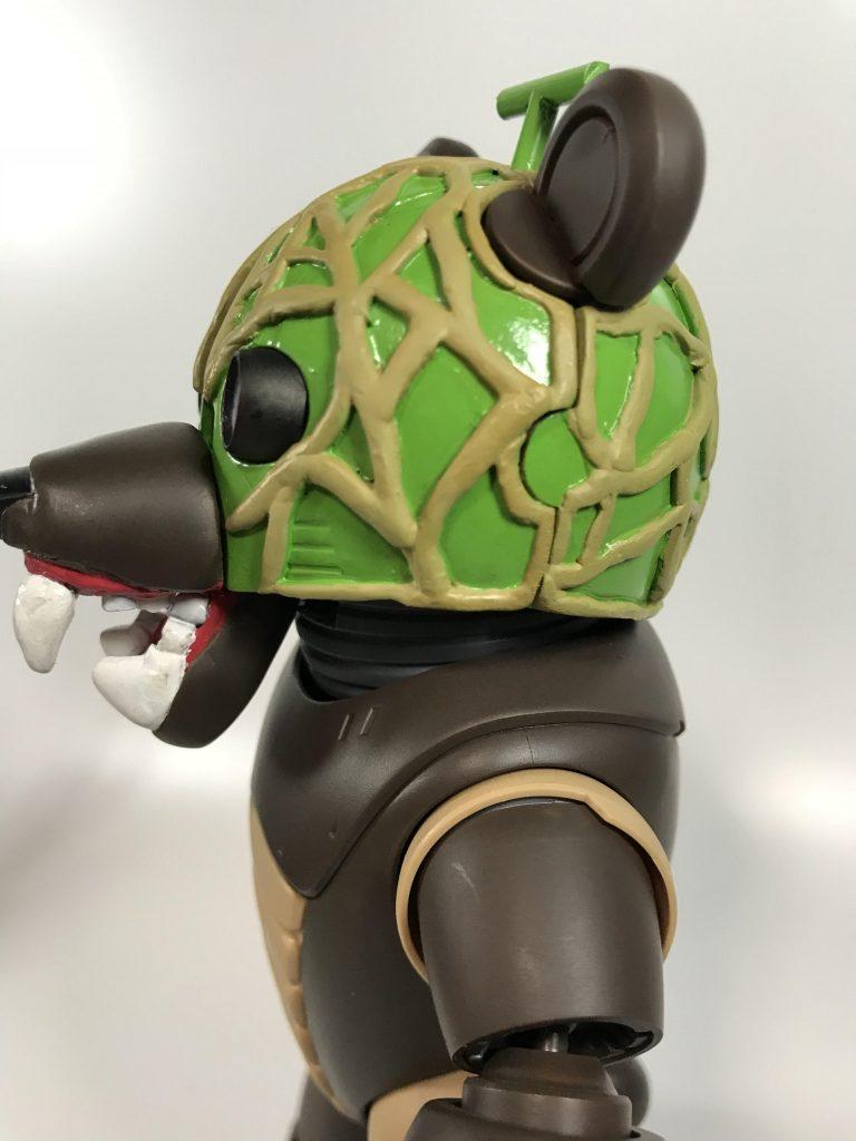 メロン熊(ベア)ッガイ アピールショット3
