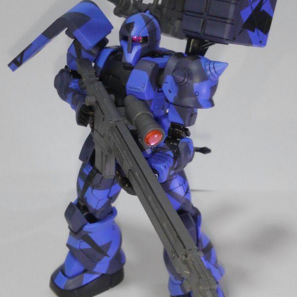 MS-05S ザクⅠカスタム