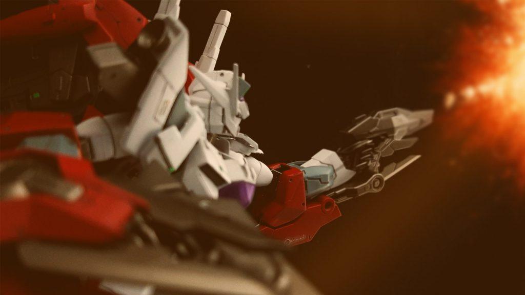 Reborns Gundam Custom 制作工程1