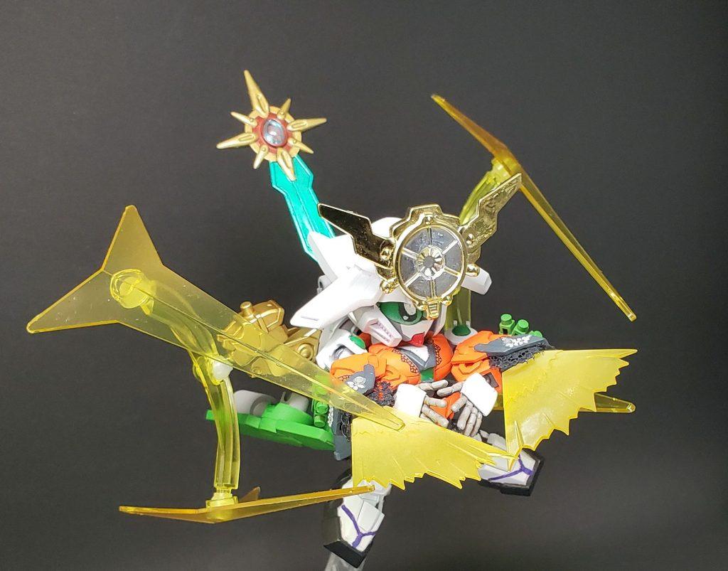 ガンダムエクサヨ アピールショット8