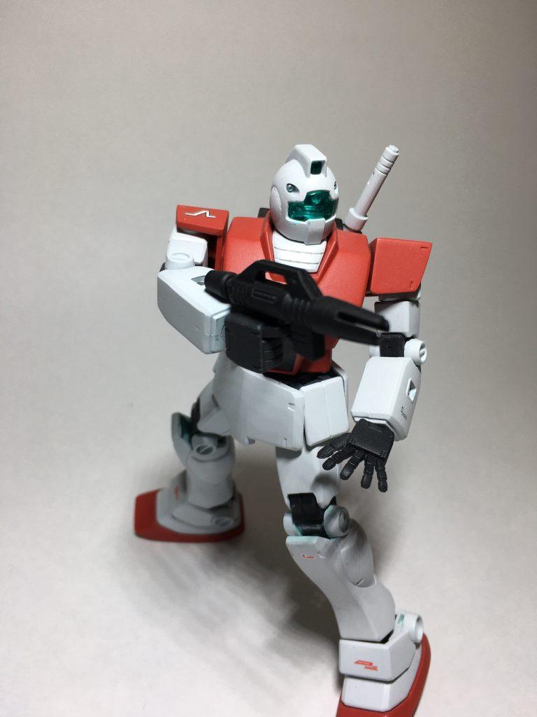 RGM-79 GM アピールショット1