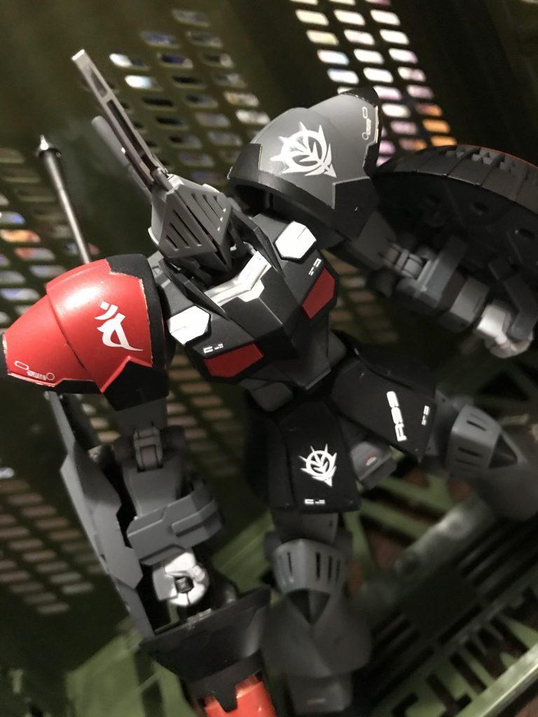 ギャンスロット〝黒騎士〟 アピールショット8