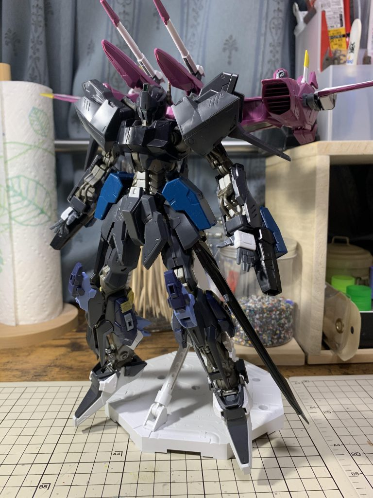 MG 百式壊 ~飛翔~ 制作工程7