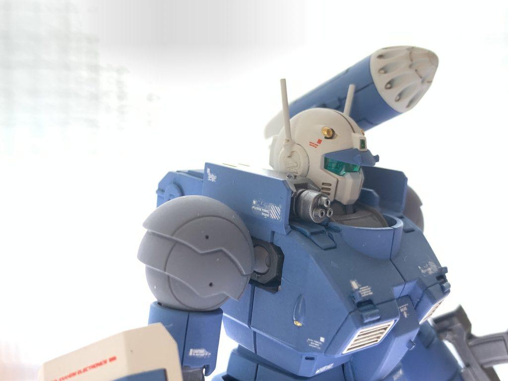 HG ガンキャノン 最初期型 アピールショット5