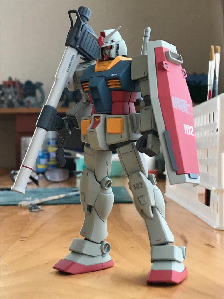 RX-78 ガンダム アピールショット2