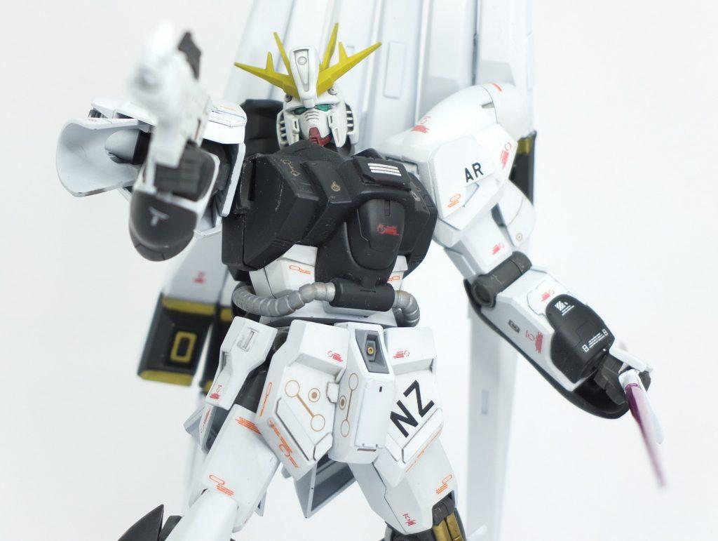 HGBD:R νジオンガンダム AR専用カラー