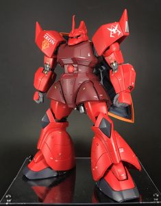 MG MS-14S GELGOOG 【Red Comet】