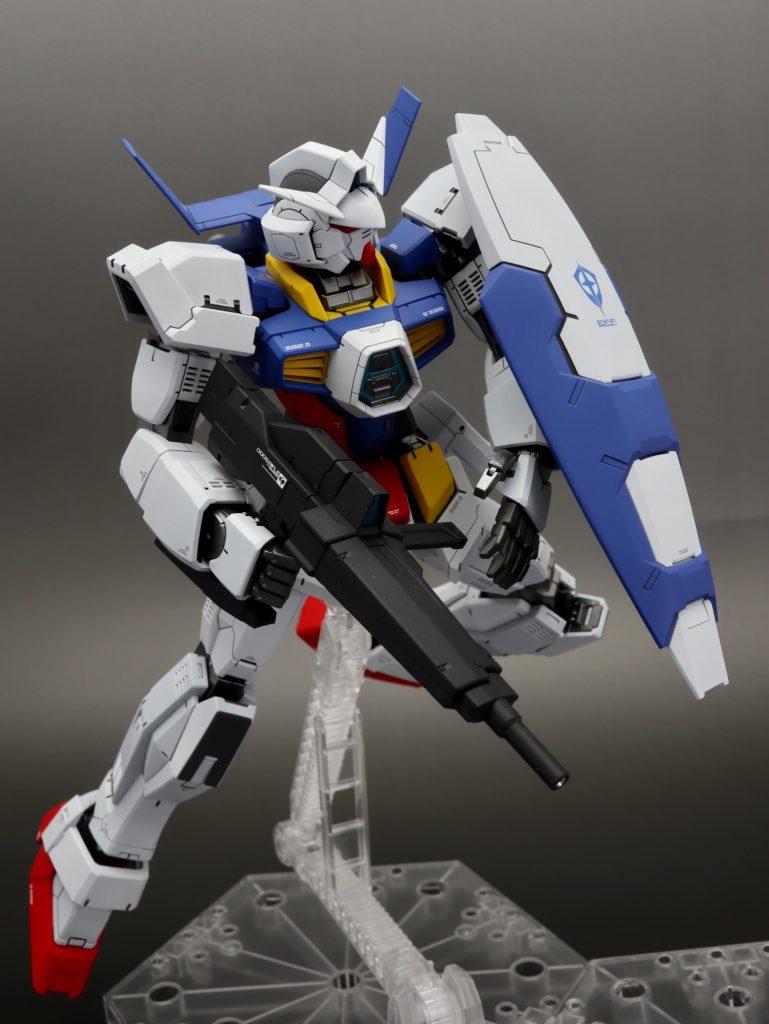 MG AGE-1 ノーマル 制作工程2