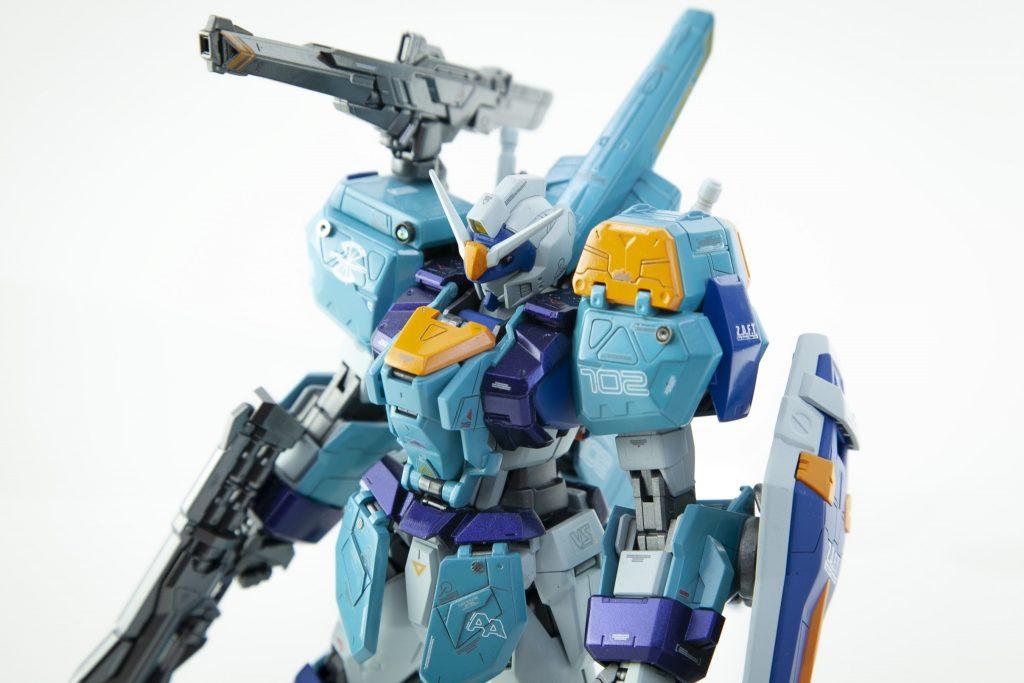 DUEL GUNDAM 【Assault Shroud】