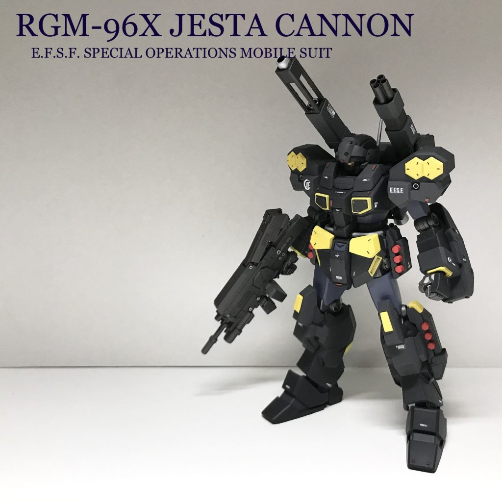 RGM-96X ジェスタ・キャノン