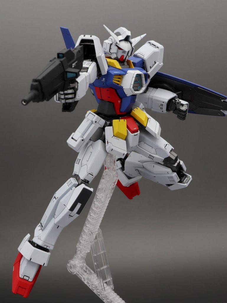 MG AGE-1 ノーマル 制作工程1