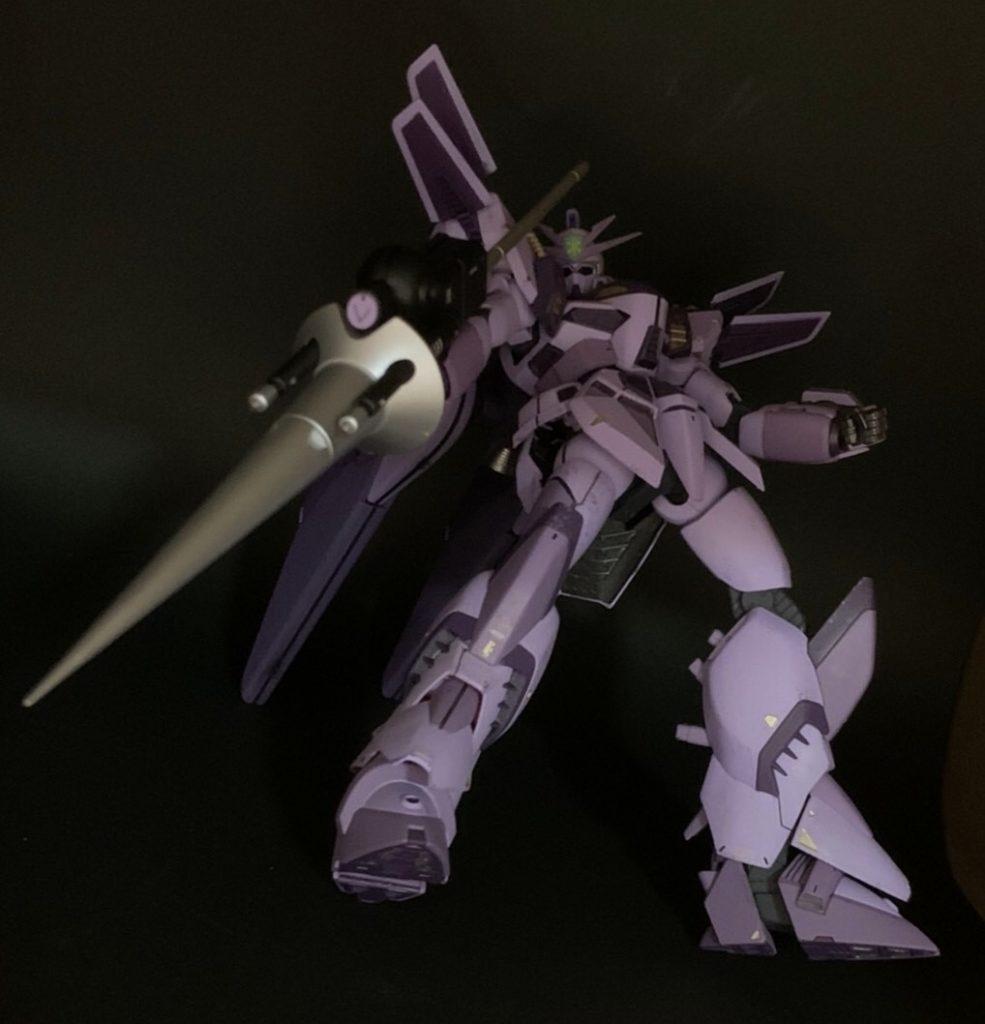 〜紫のビギナギナII〜 制作工程2