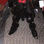 黒き騎士(シャイニングフリーダムの足の元はこの子)
