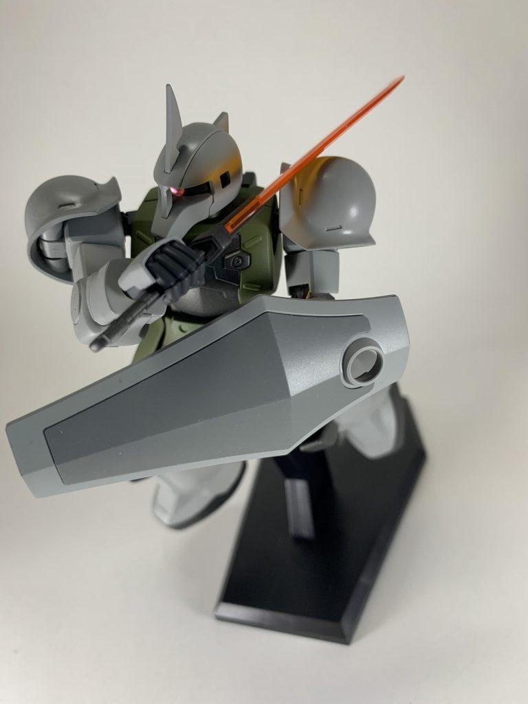 ザクⅠ(ゲラート機) アピールショット4
