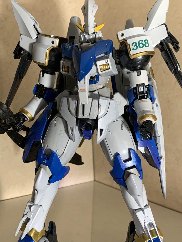 OZ-00MS SB  トールギス スターブラスト アピールショット1