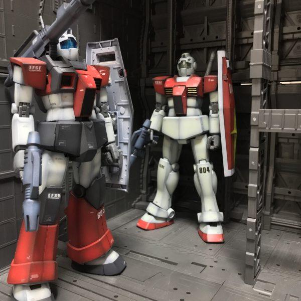 MG GMキャノン Ver,2.0