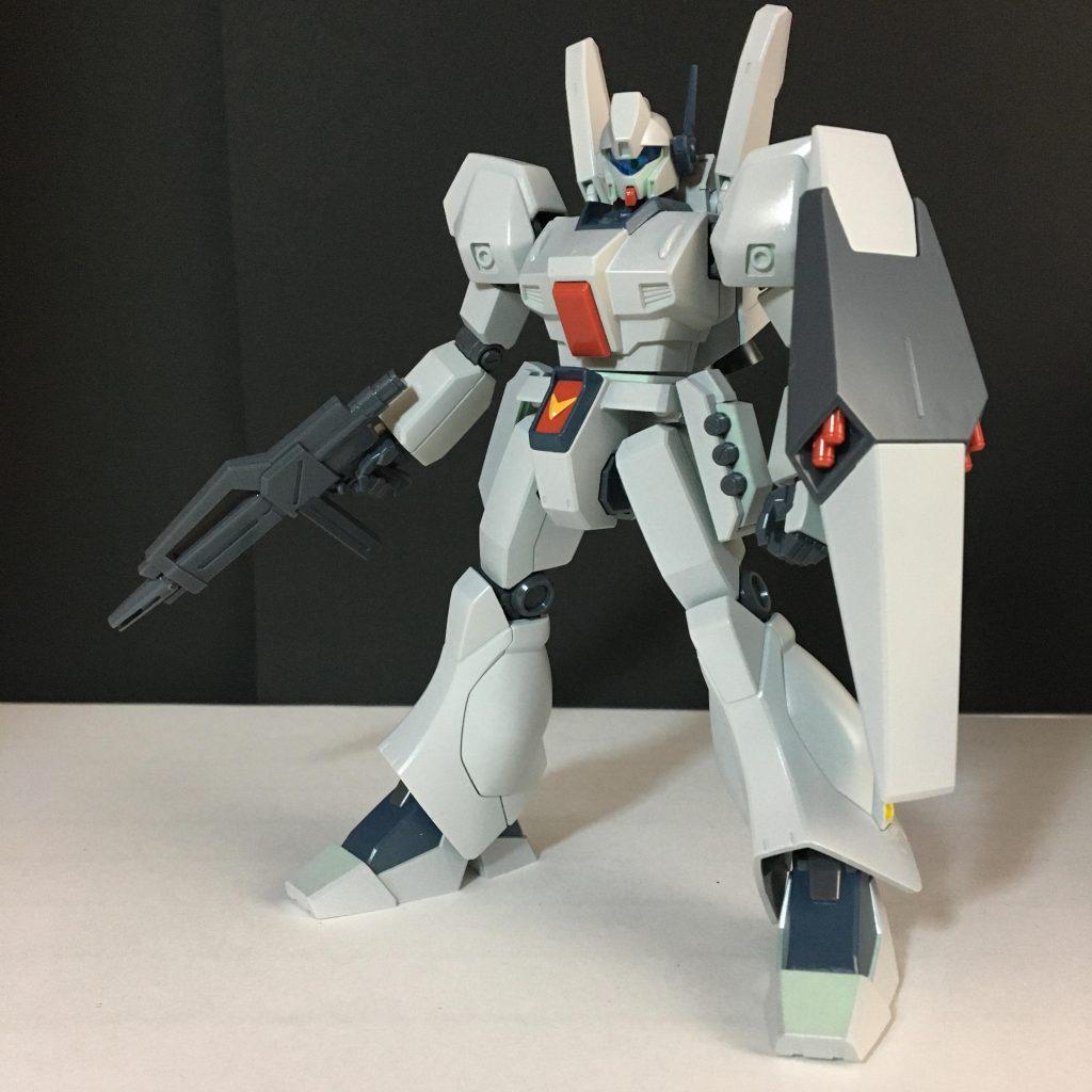 HGUC RGM-89 ジェガン 制作工程2