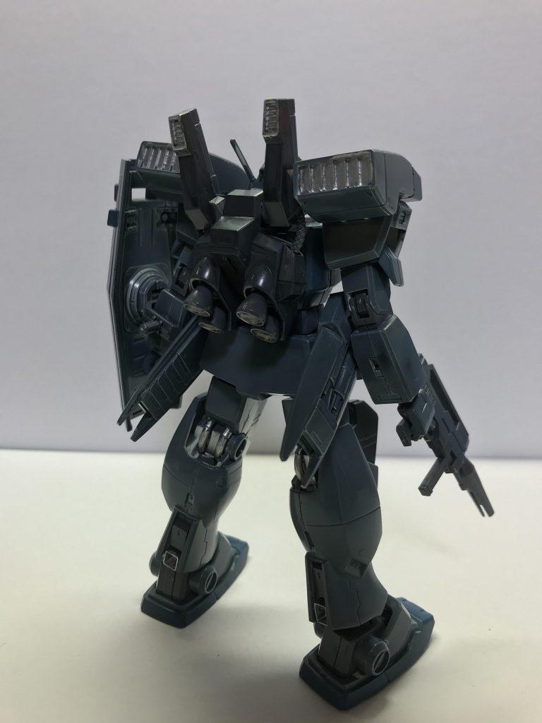 ジムIII護衛隊仕様 アピールショット4
