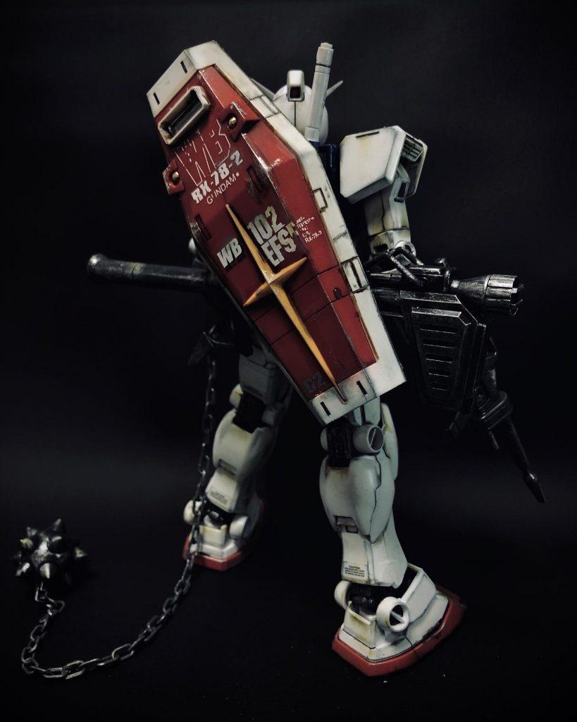 Gundam RX-78-2 アピールショット1