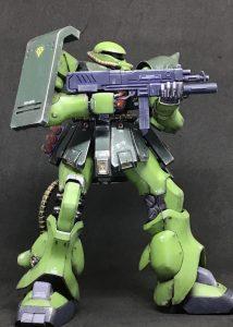 RE/100 ザク改