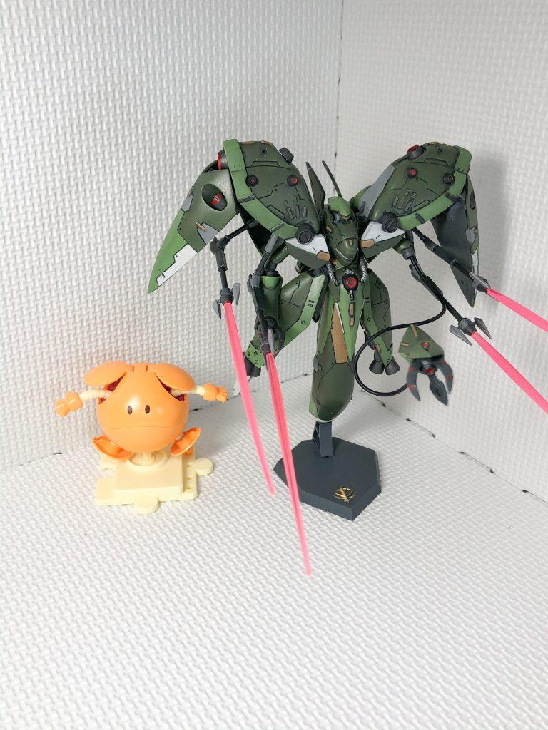 HGM  1/550 ノイエジール アピールショット4