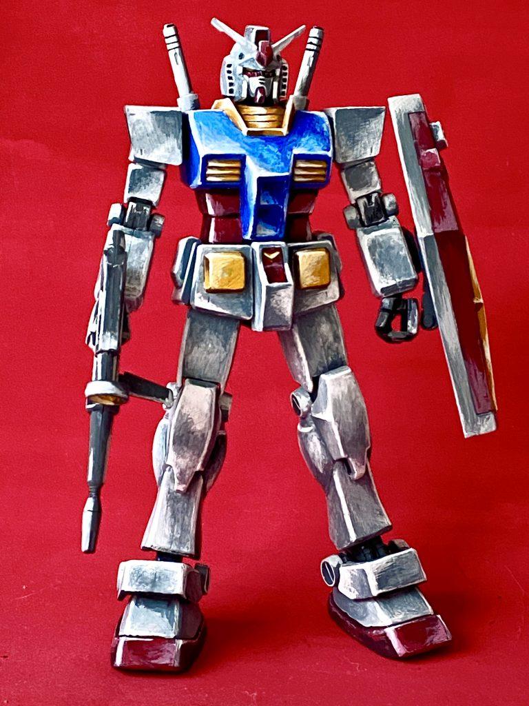 RX-78-2 イラスト風 アピールショット4