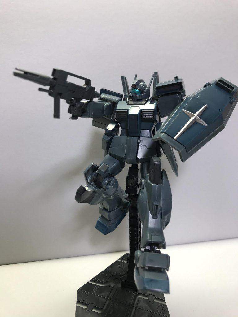 ジムIII護衛隊仕様 アピールショット2