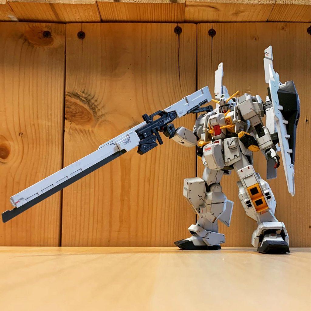GUNDAM TR-1[HAZEL] アピールショット3